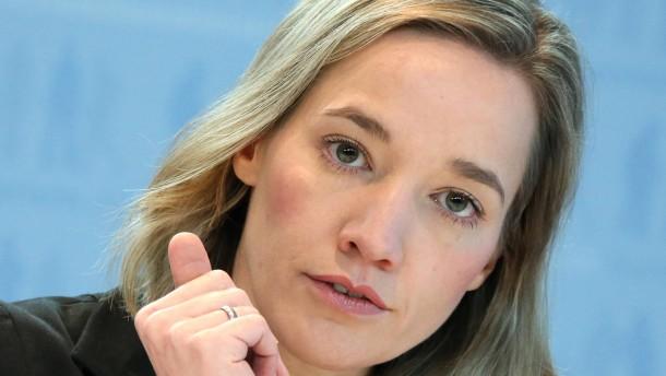 Ministerin Schröder keine Spitzenkandidatin