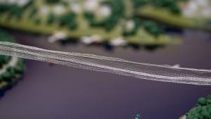 Hängebrücke soll Touristen anziehen