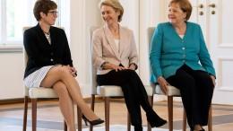 Wird die CDU jetzt weiblicher?