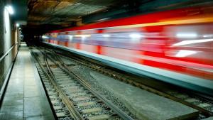 Die S-Bahn muss pünktlicher werden