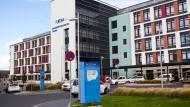 Warnstreiks am  Gießener Uni-Klinikum
