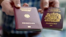 Immer mehr Briten in Hessen wollen Deutsche werden