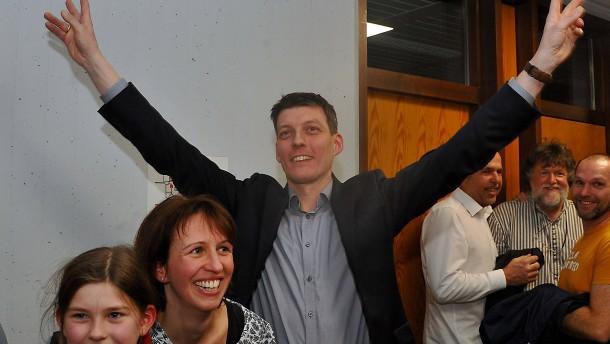 Bürgermeister ohne Parteibuch gewünscht