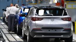 Opel hält sich besser als Peugeot
