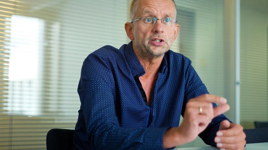 Genauer Beobachter der menschlichen Psyche: Rolf van Dick