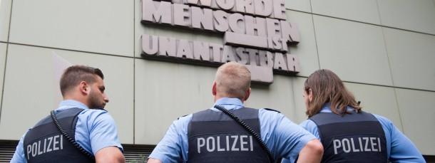 Große Aufgabe: Die Polizei in Frankfurt hat mit radikalisierten Jugendlichen zu kämpfen, nun widmen sich 40 Beamte diesem Thema.