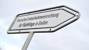 Rund 6000 Flüchtlinge bis Ende Mai in Hessen