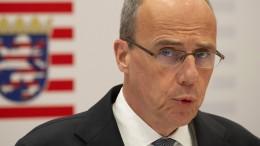 Hessens Innenminister löst SEK Frankfurt auf