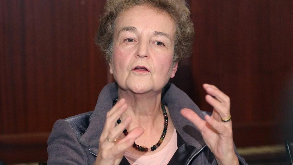 Hat zu den Beratern geraten: Herta Däubler-Gmelin, Leiterin der Task Force zur Aufdeckung von Missständen bei der Awo