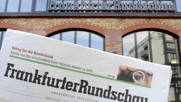 """Frankfurter Rundschau"" künftig aus Berlin"