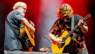 Gelungene Show: Tenacious D tourt mit ihrer Rock-Oper durch Europa.