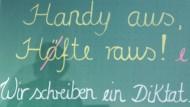 Frankfurt schreibt! Das Diktat in voller Länge.