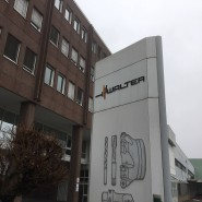 Soll geschlossen werden: Walter-Fabrik in Frankfurt