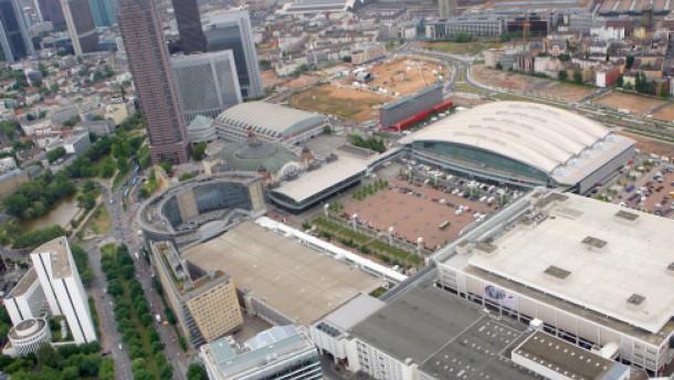 Messe Frankfurt wächst vor allem im Ausland weiter