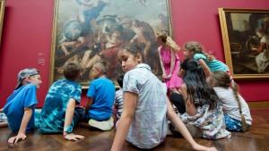 Ein Unternehmen kauft ein Museum – für einen Tag
