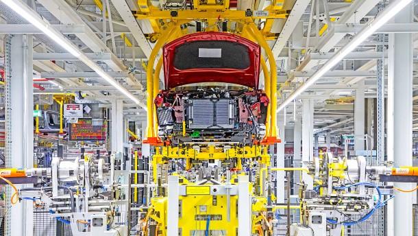 Opel baut neuen Astra von November an in Rüsselsheim