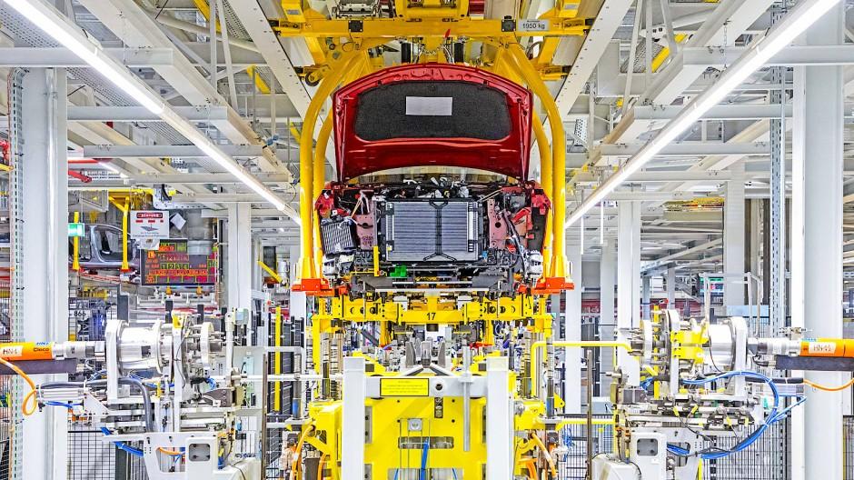 Rüsselsheimer: Opel baut im Stammwerk von November an auch den neuen Astra