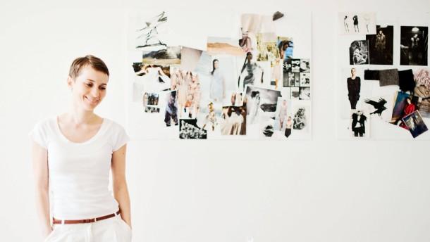 Natalia Grott-Mess - Die Frankfurter Modedesignerin ist Inhaberin von Grome Design
