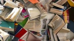 Schlechte Bücher? In den Müll damit