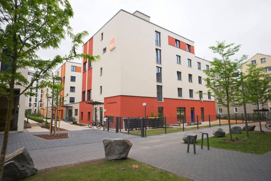 Frankfurt Braucht G Nstigen Wohnraum F R Studenten