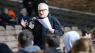 Zum 3. August gekündigt: Festspiele-Intendant Freytag
