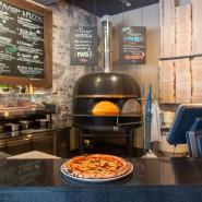 """Schnelle Köstlichkeit: Die Pizzen im """"Super Bro's"""" sind nach ungefähr 90 Sekunden fertig."""