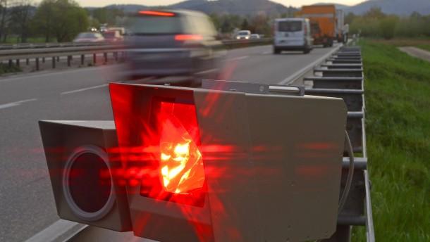 Fünf Dinge, die an Verkehrsüberwachung nerven