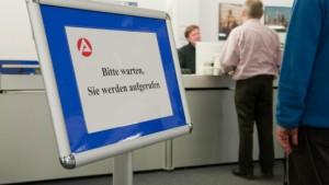 Arbeitslosigkeit in Hessen nur leicht gestiegen