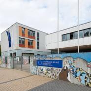 Schwierige Standortsuche: Anders als geplant könnte die Europäische Schule auch mit 2500 Schülern eventuell doch in der Nordweststadt bleiben.