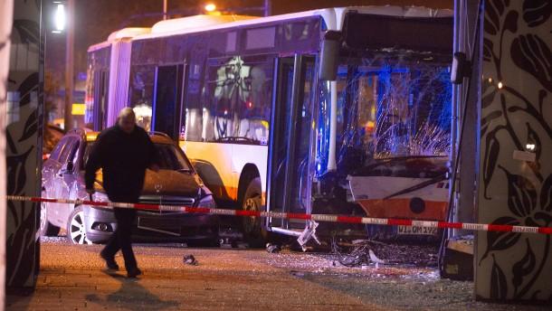 Strafbefehl gegen Busfahrer beantragt