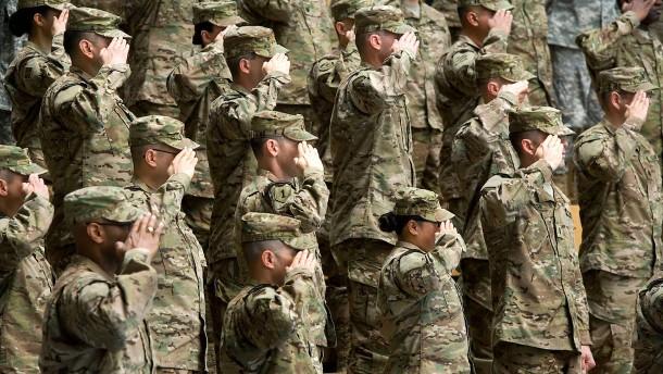 Biden revidiert Trumps Truppenpläne