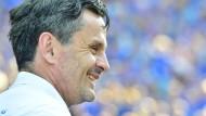 Braucht diese Anspannung und diesen Druck: Darmstadt-Trainer Dirk Schuster