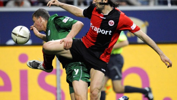 Abwehrspieler Kyrgiakos verlässt Eintracht Frankfurt