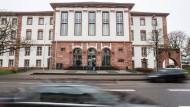 Hier sollte die Verhandlung ab nächster Woche laufen: das Landgericht Hanau