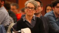 Die künftige Kulturdezernentin Frankfurts: Ina Hartwig