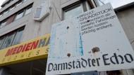 """Gehört fortan zur Verlagsgruppe Rhein-Main: """"Darmstädter Echo"""""""