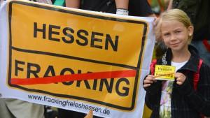 Fracking-Klage gegen Land Hessen zurückgenommen