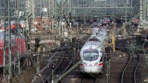 Mit der Bahn schneller in London als auf Sylt