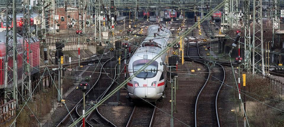 Frankfurt Mit Der Bahn Schneller In London Als Auf Sylt