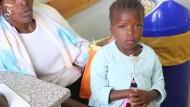 Die Krankenstation am Waisenhaus