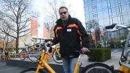 100 neue Mieträder in Mainz