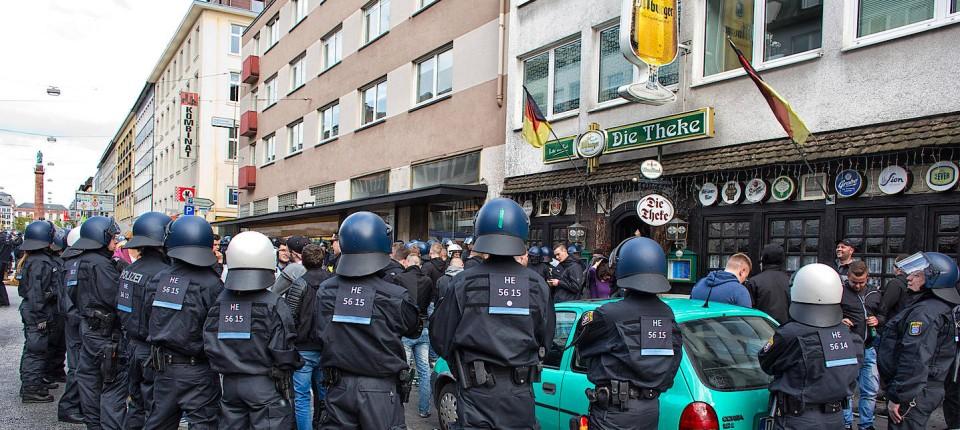 Hooligans Darmstadt