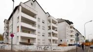Strukturwandel: Die Wohnblocks an der Daimlerstraße werden entmietet, erst dann kann die Sanierung der heruntergekommenen Gebäude beginnen.