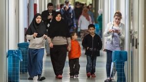 Nur noch ein Flüchtling pro Tag