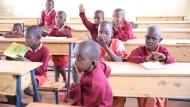 Dorfschulen in Kenia