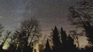 Lichtverschmutzung in der Rhön