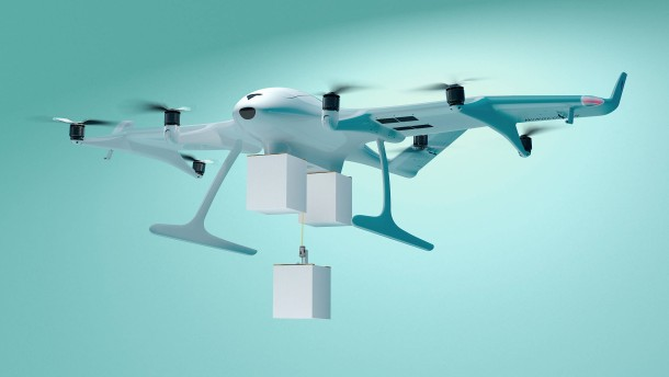 Wingcopter will jetzt richtig abheben