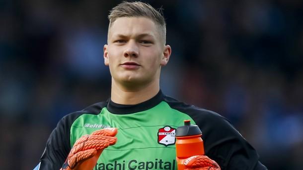 Kuriose Strafarbeit für neuen Ajax-Torhüter Kjell Scherpen