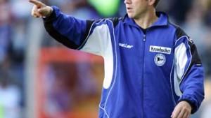 Frank Geideck wird neuer Chef-Trainer