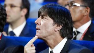 Die Auslosung der WM 2018 im Livestream